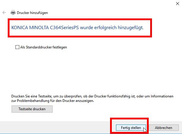 Anleitung für Windows 7 | BiblioCopy